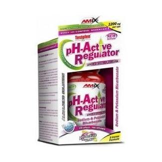 Comprar Vitaminas AMIX - PH-ACTIVE REGULATOR 120 CAPS marca Amix ® Nutrition. Precio 20,90€