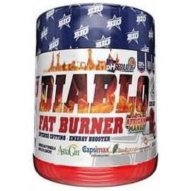 Comprar Quemadores Termogénicos BIG - DIABLO FAT BURNER 120 CAP marca Big. Precio 25,89€