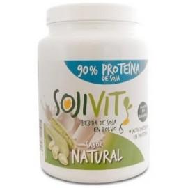 Comprar Proteínas Veganas SOJIVIT - BEBIDA DE SOJA EN POLVO CON 90% DE PROTEINA marca El Granero Integral. Precio 18,95€