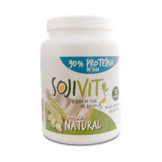 Comprar Proteínas Veganas SOJIVIT - BEBIDA DE SOJA EN POLVO CON 90% DE PROTEINA 1 KG marca El Granero Integral. Precio 18,95€