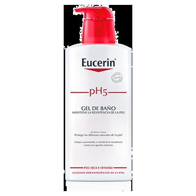 Comprar Corporal EUCERIN - PH5 GEL DE BAÑO 1L marca . Precio 11,99€