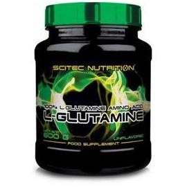 Comprar Glutamina SCITEC NUTRITION - L-GLUTAMINA - NEUTRA - 600 GR marca Scitec Nutrition. Precio 27,50€