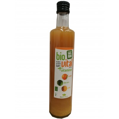 Comprar Bebidas Vegetales BIOBÉTICA - BIOVITAL + VITAMINAS - 500 ML marca BioBética. Precio 4,45€