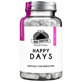 Comprar Vitaminas MAX PROTEIN ESSENTIALS - HAPPY DAYS - REGULADOR HORMONAL marca Max Protein. Precio 11,99€
