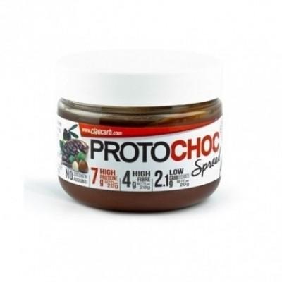 Comprar Cremas y Mantequillas CIAOCARB - PROTOCHOC CREMA DE CHOCOLATE 100 GR marca CiaoCarb. Precio 4,50€