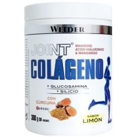 Comprar Colágeno y Articulaciones WEIDER - JOINT COLAGENO + GLUCOSAMINA + SILICIO 300 gr marca Weider. Precio 13,99€