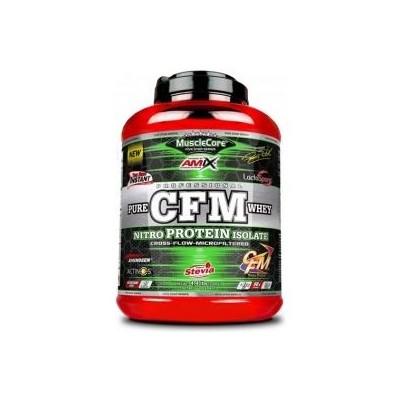 Comprar Aislado de Proteína AMIX MUSCLECORE - CFM NITRO PROTEIN ISOLATE 2 KG marca Amix ® Nutrition. Precio 85,90€