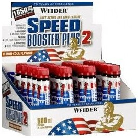 Comprar Pre-Entrenos WEIDER - SPEED BOOSTER PLUS 2 marca Weider. Precio 37,00€