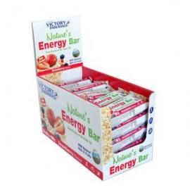 Comprar Barritas Energéticas VICTORY ENDURANCE - NATURE´S ENERGY BAR 25 BARRITAS * 60 GR marca Victory Endurance. Precio 36,25€