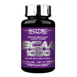 Comprar BCAA´S SCITEC - BCAA 1000 marca Scitec Nutrition. Precio 23,35€