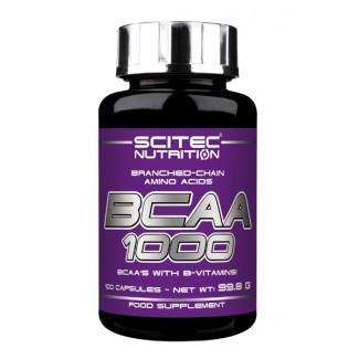 Comprar BCAA´S SCITEC - BCAA 1000 300 CAPS marca Scitec Nutrition. Precio 22,78€
