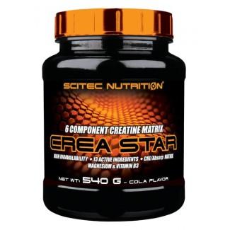Comprar Creatina SCITEC - CREA STAR 540 GR marca Scitec Nutrition. Precio 15,15€