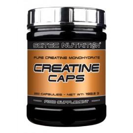 Comprar Creatina SCITEC - CREATINE CAPS marca Scitec Nutrition. Precio 11,90€