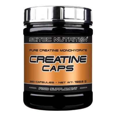 Comprar Creatina SCITEC - CREATINE 250 CAPS marca Scitec Nutrition. Precio 11,90€
