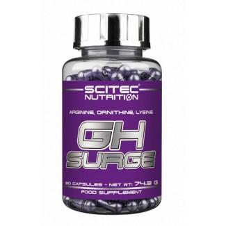 Comprar Testosterona SCITEC - GH SURGE 90 CAPS marca Scitec Nutrition. Precio 8,91€