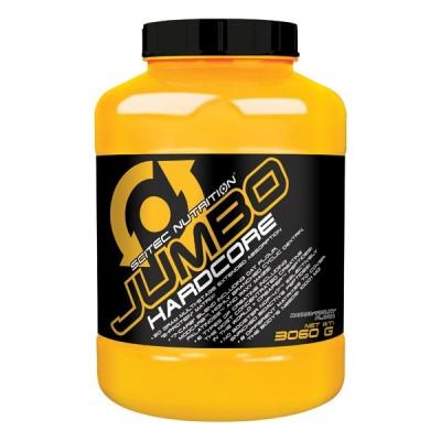 Comprar Hidratos de Carbono SCITEC - JUMBO HARDCORE 3,06 kg marca Scitec Nutrition. Precio 42,30€