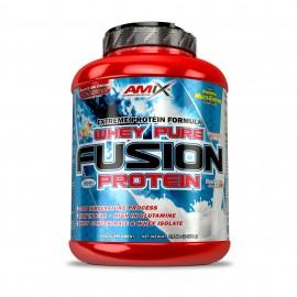 Comprar Concentrado de Suero AMIX - WHEY PURE FUSION 2,3 KG marca Amix ® Nutrition. Precio 64,50€