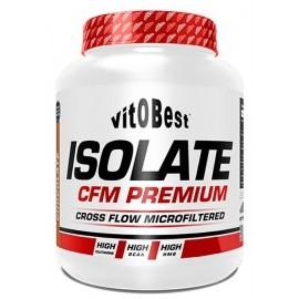 Comprar Aislado de Proteína VITOBEST - ISOLATE CFM PREMIUM - 1.814 Kg marca VitOBest. Precio 72,90€