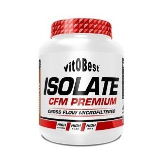 Comprar Aislado de Proteína VITOBEST - ISOLATE CFM PREMIUM - 1.814 Kg marca VitOBest. Precio 70,90€