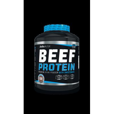 Comprar Proteínas de Carne BIOTECHUSA - BEEF PROTEIN - 1816 GR marca BioTechUSA. Precio 55,90€