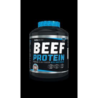 Comprar Proteínas de Carne BIOTECHUSA - BEEF PROTEIN - 1816 GR marca BioTechUSA. Precio 62,11€