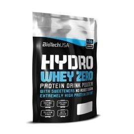 Comprar Proteínas Hidrolizadas BIOTECHUSA - HYDRO WHEY ZERO 454 GR marca BioTechUSA. Precio 21,20€