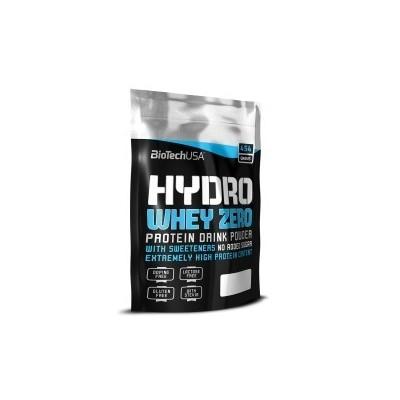 Comprar Proteínas Hidrolizadas BIOTECHUSA - HYDRO WHEY ZERO 454 GR marca BioTechUSA. Precio 19,90€