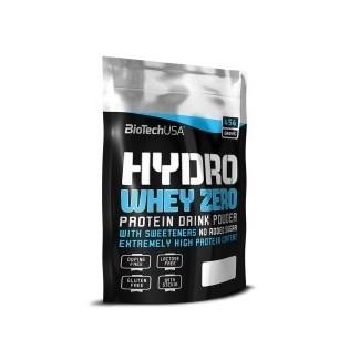 Comprar Proteínas Hidrolizadas BIOTECHUSA - HYDRO WHEY ZERO 454 GR marca BioTechUSA. Precio 22,11€