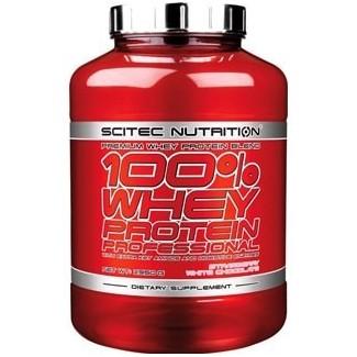Comprar Concentrado de Suero SCITEC - 100% WHEY PROTEIN PROFESSIONAL 2,35 KG marca Scitec Nutrition. Precio 50,65€