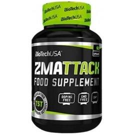 Comprar Testosterona BIOTECHUSA - ZMATTACK 60 CAPS marca BioTechUSA. Precio 9,30€