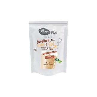 Comprar Vitaminas EL GRANERO INTEGRAL - JENGIBRE LATTE & GO 150 g marca El Granero Integral. Precio 8,00€