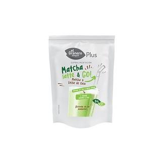 Comprar Vitaminas EL GRANERO INTEGRAL - MATCHA LATTE & GO BIO 150 g marca El Granero Integral. Precio 11,00€