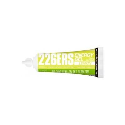 Comprar Geles Energéticos 226ERS - ENERGY GEL BIO 1 GEL * 25 GR 25MG CAFEINA marca 226ERS. Precio 2,00€