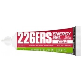 Comprar Geles Energéticos 226ERS - ENERGY GEL BIO 1 GEL * 25G 100mg CAFEINA marca 226ERS. Precio 1,60€