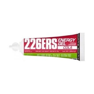 Comprar Geles Energéticos 226ERS - ENERGY GEL BIO 1 GEL * 25G 100mg CAFEINA marca 226ERS. Precio 2,00€