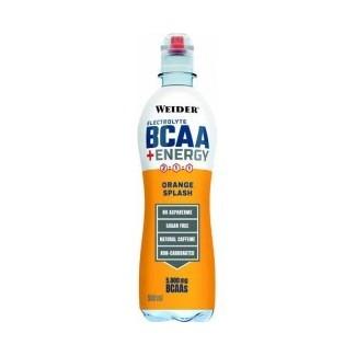Comprar BCAA´S WEIDER - ELECTROLYTE BCAA + ENERGY 1 BOTELLAS * 500 ML marca Weider. Precio 2,15€