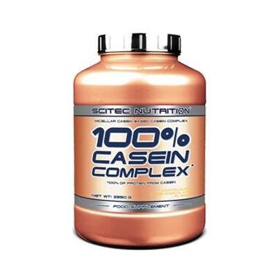Comprar Caseína SCITEC - 100% CASEIN COMPLEX 920 GR marca Scitec Nutrition. Precio 26,90€