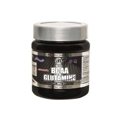 Comprar Glutamina + BCAA´S LIFE PRO - BCAA + GLUTAMINA AJINOMOTO 300 GR marca Life Pro. Precio 23,90€