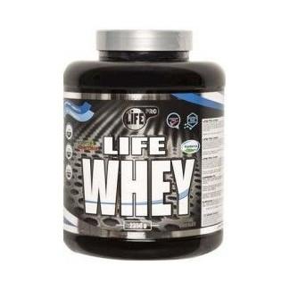 Comprar Concentrado de Suero LIFE PRO - WHEY 2,35 KG marca Life Pro. Precio 51,90€
