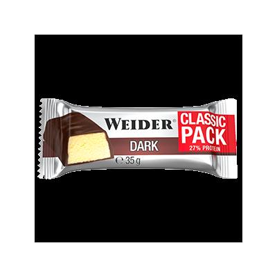 Comprar Barritas de Proteína WEIDER - CLASSIC PACK 1* 35 GR marca Weider. Precio 1,27€
