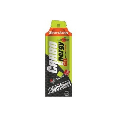 Comprar Geles Energéticos NUTRISPORT - CARBO ENERGY GEL 1 GEL * 66 GR marca NutriSport. Precio 1,90€