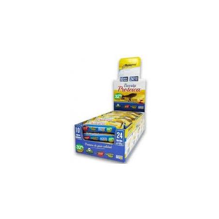 Comprar Barritas de Proteína NUTRYTEC GOURMET - 32% BARRITA PROTEICA 24 BARRITAS *55 GR marca Nutrytec. Precio 59,76€