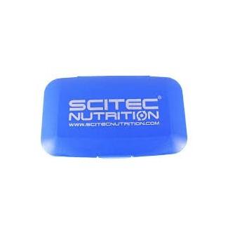 Comprar Complementos SCITEC - PASTILLERO AZUL marca Scitec Nutrition. Precio 3,90€