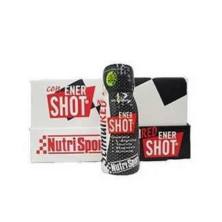 Comprar Bebidas Deportivas NUTRISPORT - STIMUL RED ENER 1 SHOT - 60 ML marca NutriSport. Precio 1,94€