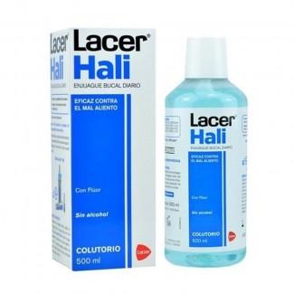 Comprar Bucal LACER HALI COLUTORIO 500ML marca Lacer. Precio 7,20€