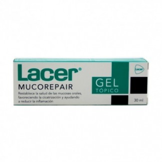Comprar Bucal LACER MUCOREPAIR GEL TOPICO marca Lacer. Precio 8,52€