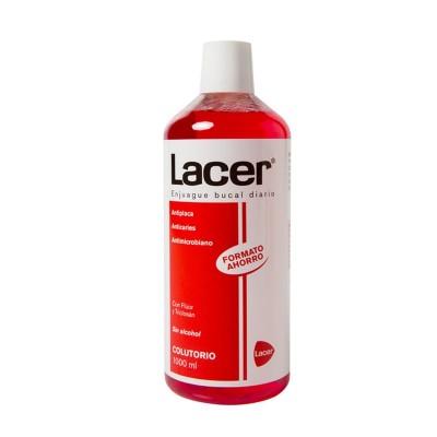 Comprar Bucal LACER COLUTORIO 1000ML marca Lacer. Precio 8,13€