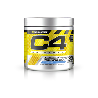 Comprar Pre-Entrenos CELLUCOR - C4 ORIGINAL PRE-WORKOUT 390 GR (60 SERVICIOS) marca CELLUCOR. Precio 25,40 €