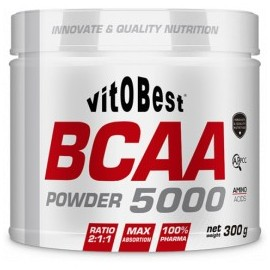 Comprar BCAA´S VITOBEST - BCAA 5000 - 300GR marca VitOBest. Precio 20,90€