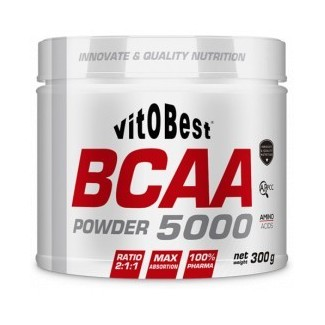 Comprar BCAA´S VITOBEST - BCAA 5000 - 300GR marca VitOBest. Precio 19,90€